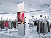 JFX200-2513 EX:Indoor advertisement