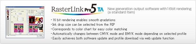 RasterLink Pro5 TA