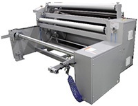 Jumbo roll feeding unit (For sublimation transfer model)