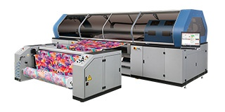 Tiger-1800B MkII: Direct-to-textile model