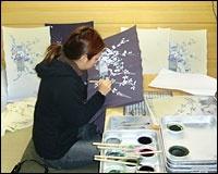 Kaga-yuzen