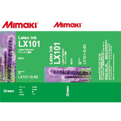 LX101-G-60 LX101 Green