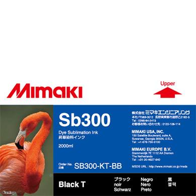 SB300-KT-BB Sb300 Black T
