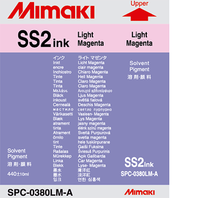SPC-0380LM SS2 Light Magenta