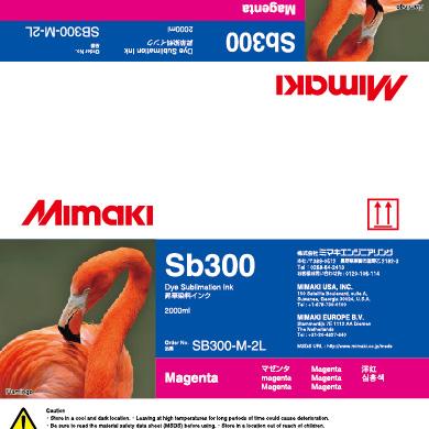 SB300-M-2L Sb300 Magenta