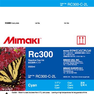 RC300-C-2L Rc300 Cyan