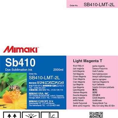 SB410-LMT-2L Sb410 Light Magenta T