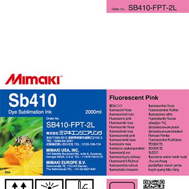 SB410-FPT-2L Sb410 Fluorescent Pink T