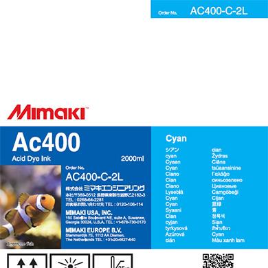 AC400-C-2L Ac400 Cyan
