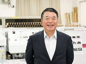 Kanji Nishimaki, President