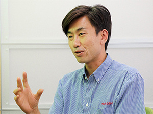 Mr. Yohei Ohashi, Director & Factory Manager