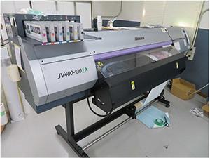 "Latex-type IJP ""JV400-130LX"""