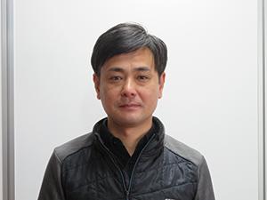 Mr. Kimitoshi Sato, Sales Department